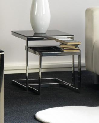 Producto mesa nido seattle i con cristal - Mesas nido cristal ...